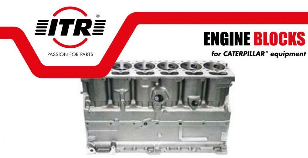 1495403 - Caterpillar 3116 Engine Block New Aftermarket
